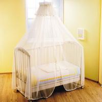Балдахин над детской кроваткой