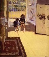 Дети в комнате (Э. Вюйяр)