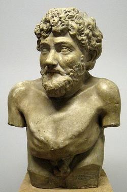 Эзоп (скульптура, 150 г. до н.э.)