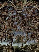 Страшный суд (Микеланджело)