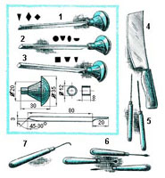 Инструменты гравера