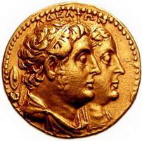 Птолемей II и Арсиноя II