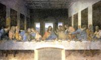 Тайная вечеря (Леонардо да Винчи, фреска)