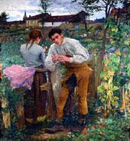 Деревенская любовь (Жюль Бастьен-Лепаж)