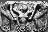 Рождение Афродиты (скульптура древней греции)