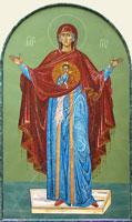 Икона Оранта