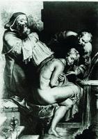 Сусанна и старцы (Л. Ворстерман, ок. 1620 г.)