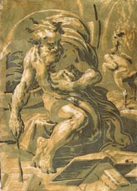 Диоген (Уго да Карпи)