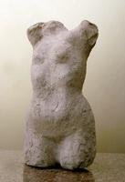 Торс (А. Лягин, шамот)