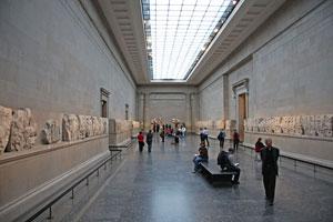 Залы с находками из Ксантоса и Галикарнасса
