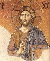 Христос Пантократор (мозаика)