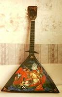 Роспись музыкальных инструментов