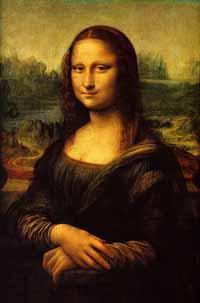 Мона Лиза (Леонардо да Винчи)