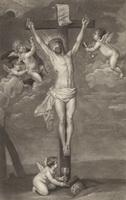 Распятие (И. Беккет, 1681-1688 г.)