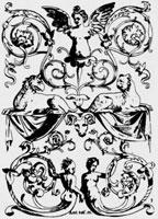 Итальянский гротеск (А. Венециано)