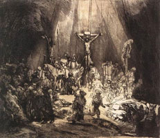 Три креста (Рембрандт)